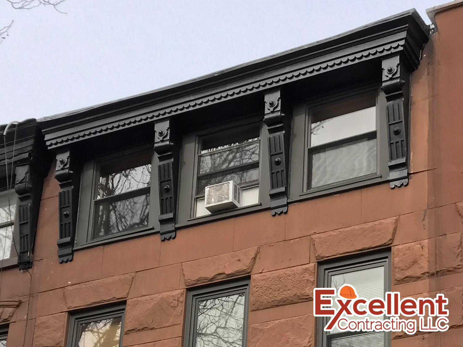 Excellent Contracting LLC  – Leading Brownstone Restoration